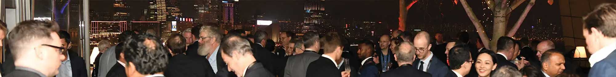 Hong Kong After Dark - Networking | Mines and Money Asia